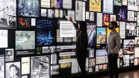 Phòng tra cứu tư liệu số tại Cơ quan Lưu trữ quốc gia Australia