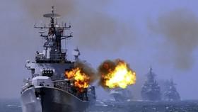 Nhật Bản quan ngại hoạt động quân sự ở Biển Đông