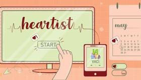 """""""HeArtist"""" giúp bạn trẻ tìm hiểu nghệ thuật"""