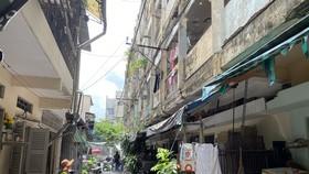 Cải tạo chung cư cũ ở TPHCM: Dùng dằng vì thiếu hành lang pháp lý