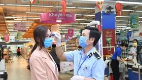 Đảm bảo môi trường mua sắm an toàn tại siêu thị