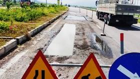 Quốc lộ 4.410 tỷ đồng vừa thông xe đã hư hỏng: Kiểm điểm, phê bình chủ đầu tư và các nhà thầu