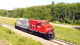 Đầu máy tàu hỏa FLXdrive chạy thử nghiệm