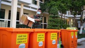 Nguy cơ phát tán dịch bệnh từ rác thải