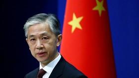 Ông Uông Văn Bân, người phát ngôn Bộ Ngoại giao Trung Quốc. Ảnh: GLOBAL TIMES