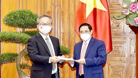 Nhật Bản hỗ trợ Việt Nam 1 triệu liều vaccine Covid-19