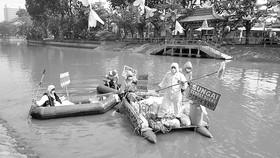 Những người làm sạch dòng sông