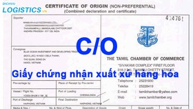 Giải quyết hơn 1,3 triệu C/O qua cơ chế một cửa ASEAN