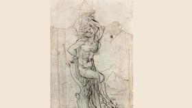 Tranh cãi quanh bức vẽ của Leonardo da Vinci
