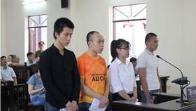 Đang xét xử 4 nhân viên Alibaba gây rối ở Bà Rịa – Vũng Tàu