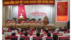 Khai mạc Đại hội đại biểu điểm Đảng bộ thị xã Phú Mỹ