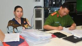 """Bắt tạm giam bà Lâm Thị Thu Trà để điều tra về hành vi """"Cho vay nặng lãi trong giao dịch dân sự"""""""