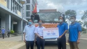 Bà Rịa – Vũng Tàu đề nghị Trung ương hỗ trợ hơn 2.200  tấn gạo