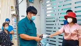 Vụ clip cự cãi giữa 2 tổ phòng chống dịch: Bí thư phường 4 và một công an viên TP Vũng Tàu làm bản kiểm điểm