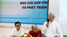 Báo chí góp phần xây dựng và phát triển TPHCM
