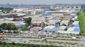Sẽ có nhiều sự thay đổi đối với các khu công nghiệp tại TPHCM.  (Trong ảnh: Khu công nghiệp Tân Bình). Ảnh: CAO THĂNG