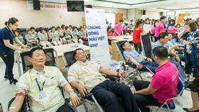 Chương trình Chung dòng máu Việt năm 2017