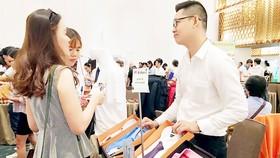 Doanh nghiệp tham gia kết nối thương mại tại TPHCM