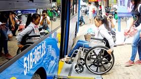 Các đối tượng được miễn giảm vé xe buýt