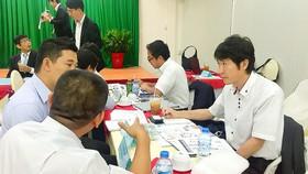 Các doanh nghiệp Nhật Bản tìm hiểu môi trường  đầu tư tại TP