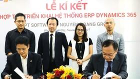 FPT Software và NHG hợp tác triển khai hệ thống ERP trên nền tảng công nghệ điện toán đám mây