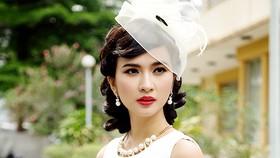 Kim Tuyến đảm nhận vai nữ chính trong Mộng phù hoa