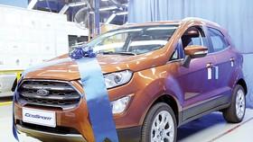 Ford Việt Nam xuất xưởng EcoSport mới với nhiều cải tiến vượt trội