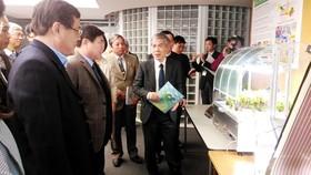 Trao đổi khả năng hợp tác về giáo dục với các trường đại học Nhật Bản