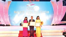 Viettours được bình chọn tốp 10 doanh nghiệp lữ hành quốc tế hàng đầu TPHCM
