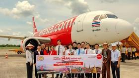 Khai trương đường bay thẳng Cần Thơ - Bangkok