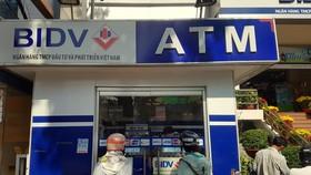 Nhiều cây ATM của BIDV tại Cần Thơ báo lỗi khi rút tiền mặt