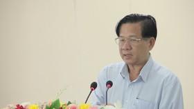 Ông Huỳnh Văn Sum thôi giữ chức vụ Phó Bí thư Thường trực Tỉnh ủy Sóc Trăng