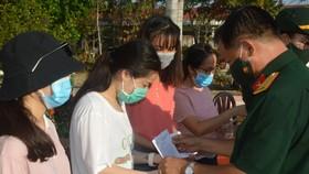 Hoàn thành cách ly 105 người trở về từ Indonesia