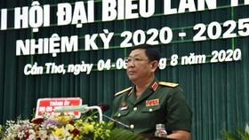 Trung tướng Huỳnh Chiến Thắng, Chính ủy Quân khu 9 tái đắc cử Bí thư Đảng ủy Quân khu, nhiệm kỳ 2020-2025