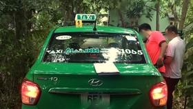 Bắt nóng đối tượng khống chế nữ tài xế taxi để cướp tài sản