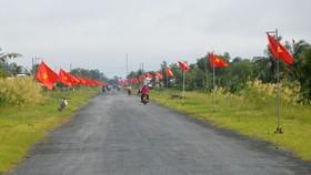 Khánh thành tuyến đường 1.200 tỷ đồng kết nối vùng kinh tế trọng điểm tôm – lúa