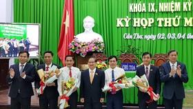 Cần Thơ có 3 tân Phó Chủ tịch UBND TP