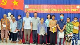 Quỹ Thiện Tâm trao 1.500 phần quà tết cho người nghèo tại Sóc Trăng