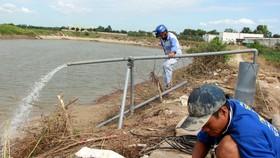 Quản lý nước ngầm còn gặp nhiều khó khăn