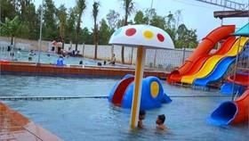Bé trai 6 tuổi đuối nước tử vong tại hồ bơi