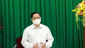 Thủ tướng Phạm Minh Chính: Không hoảng hốt, lo sợ khi dịch Covid-19 xuất hiện tình huống xấu