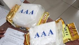 Triệt phá đường dây buôn bán 2kg ma túy từ TPHCM về Sóc Trăng