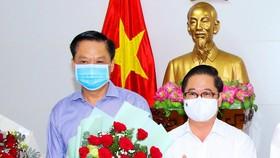 Phó Chủ tịch Thường trực UBND TP Cần Thơ kiêm nhiệm Giám đốc Sở GD-ĐT