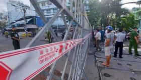 Phong tỏa một phần chợ đầu mối Tân An lớn nhất TP Cần Thơ