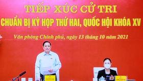 """Thủ tướng Phạm Minh Chính: """"Không ai được ban hành các giấy phép con"""""""