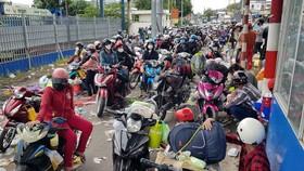 ĐBSCL: Tổ chức phiên giao dịch việc làm cho người lao động trở về quê