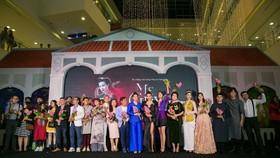 Sao Việt nô nức khoe váy áo ra mắt phim Mẹ chồng