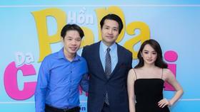 Thái Hòa hoán đổi thân xác với Kaity Nguyễn trong phim mới