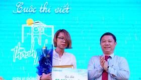 Trao giải cuộc thi và ra mắt cuốn sách Sài Gòn - Thành phố tôi yêu