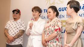 """Việt Hương mời dàn nghệ sĩ tham gia web drama """"Yêu lại từ đầu"""""""